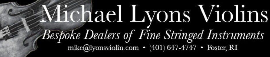 Lyons Violin